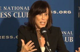 Merle Hoffman, Abortion provider predicts 'free states' and 'slave states' if Obama loses